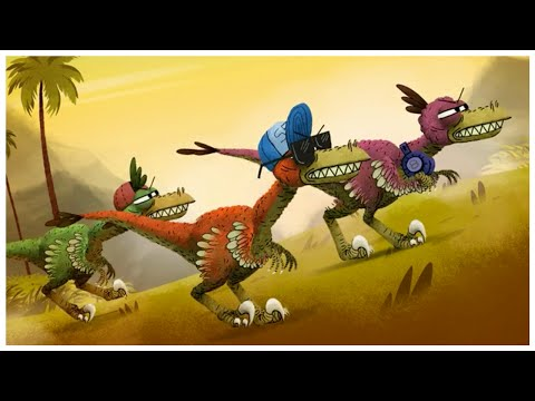 """Velociraptor,"" Dinosaurs Songs by StoryBots"