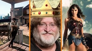Red Dead FAKE OUT + Steam Sale LEAK + Wonder Woman Saves DC? - The Know