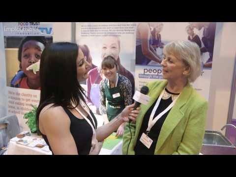 CHILDREN'S FOOD TRUST: Maggie Sims - Head of Cookery