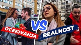 OČEKIVANJA VS. REALNOST: IZLAZAK S CUROM ❤️ | xniks2x, 8rasta9 & Bruno Lukić