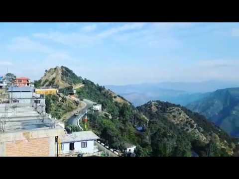 Nepal Mountain Ranges