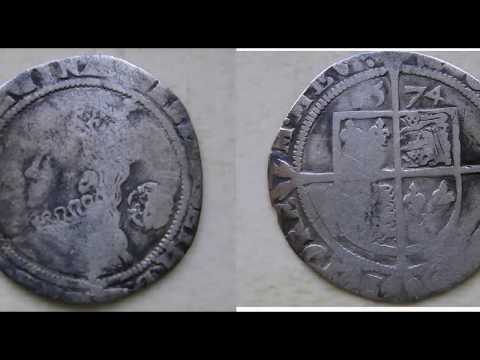 Metal Detecting England #39 Medieval Jettons, Roman coin and silver.