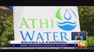 Bwawa la maji la Karimenu kujengwa mwakani
