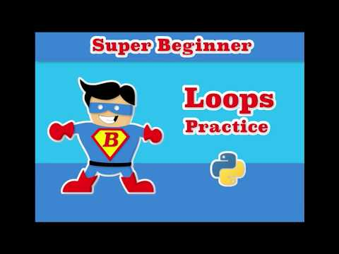 Python Tutorial (Tutorial #3.1) Learn For Loop with examples thumbnail