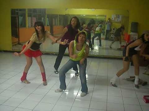 CHOREO FOR TITI KAMAL SONG (Tikam Dancer)