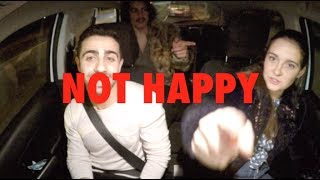 PASSENGERS WERE NOT HAPPY (Funny Uber Rides)