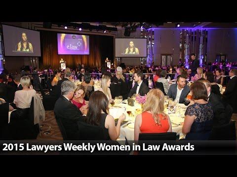 Women in Law Awards - 2015