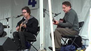 Mark Olson & Gary Louris (The Jayhawks) - Saturday Morning on Sunday Street