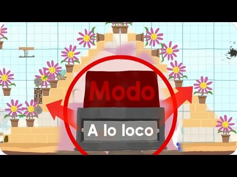 ¡99% CARA ANCHOAS! MODO: A LO LOCO | ULTIMATE CHICKEN HORSE Con Sara y Exo