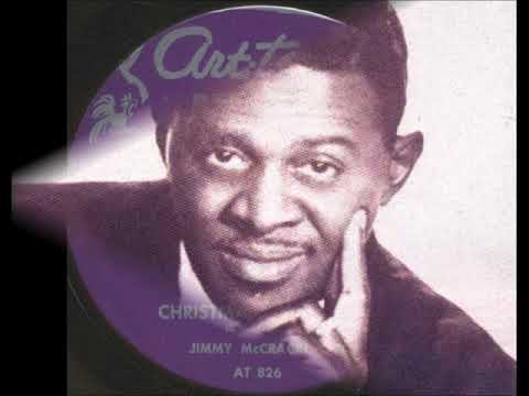 Jimmy McCracklin ‎– Christmas Time Pt. 1 / Christmas Time Pt. 2 - Art-Tone 826 - 1961