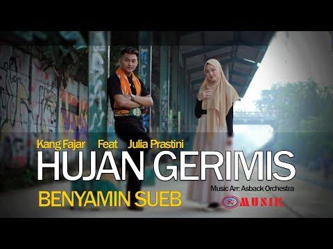 KANG FAJAR Feat JULIA PRASTINI   Hujan Gerimis Benyamin Sueb