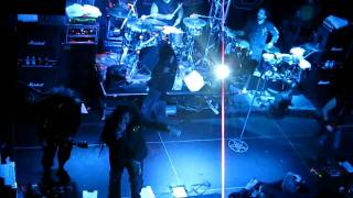 Ill Nino This is War live in London Islington Academy March 2009