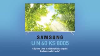 SAMSUNG UN60KS8005 UPLOAD