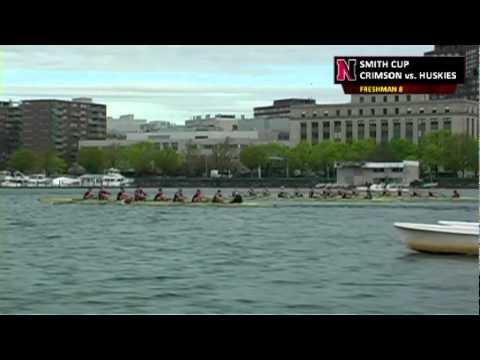 GoNU.TV Broadcast - Smith Cup Rowing - Harvard Crimson vs. Northeastern Huskies
