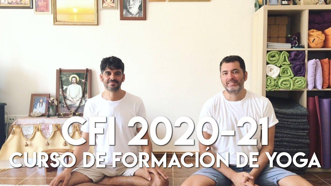 ¡Nueva Formación de Instructores de Yoga! | CFI 2020-21