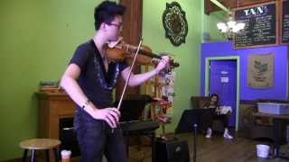Suddenly Missing You (突然好想你) (Mayday) Violin Cover By Patrick Wu & Nicole Barrett