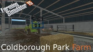 Farming Simulator 15 on Coldborough today we got are self some beef and bacon