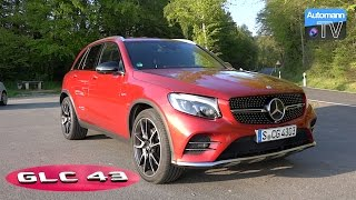 Mercedes-AMG GLC 43 - DRIVE & SOUND (60FPS)