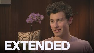 Shawn Mendes Doesn't Need To Clairify His Love Life | EXTENDED