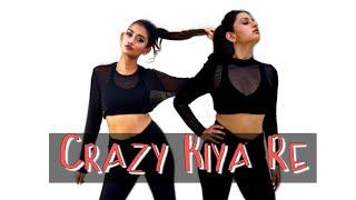 Gambar cover Crazy Kiya Re   Dhoom 2   The BOM Squad   Radhika Mayadev Choreography