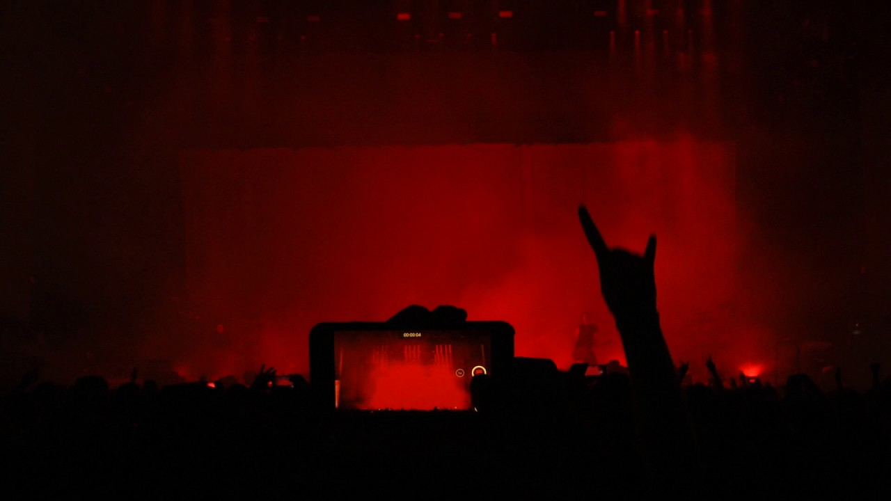 Nine Inch Nails - Burning Bright (Field On Fire) (Panorama Festival ...