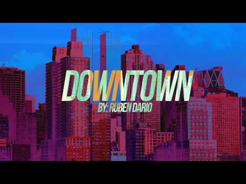 Downtown - Hip Hop Instrumental / Beat Type AUGUST ALSINA - OMARION (By. Ruben Dario) FREE
