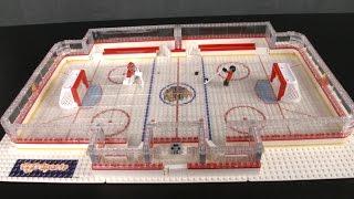 Gametime Chicago Blackhawks Hockey Rink from Oyo Sports