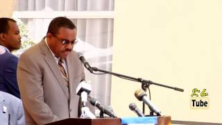 DireTube Video - Water Project for Addis Ababa Inaugurated