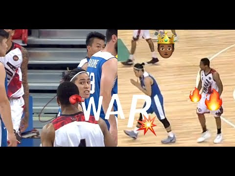 KINGHANDLES ( TEAM CANADA  )VS RAY CHEN ( #1 GUARD IN TAIWAN)..... LOCK DOWN D......HE CAN BALL