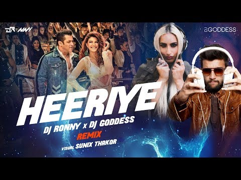 Heeriye | Race 3 | Meet Bros ft. Deep Money, Neha Bhasin | DJ Goddess & DJ Ronny Remix Mp3