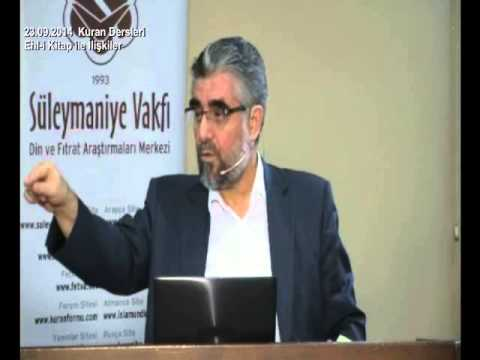 Prof Dr Abdülaziz BAYINDIR - Tevbe 29...