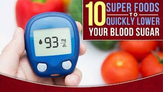 Surprising Foods That Help Lower Blood Sugar | If You Have Dia…