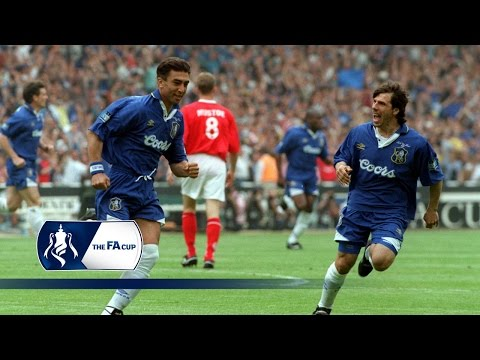 Roberto Di Matteo wonder strike | From The Archive