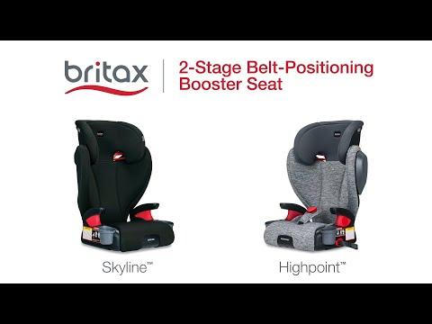 Belt Positioning Booster Seats