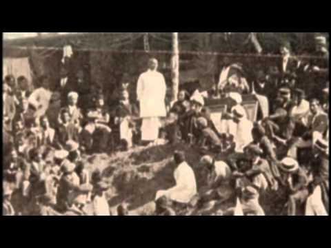 The Role of Gandhi in SA Politics BBC
