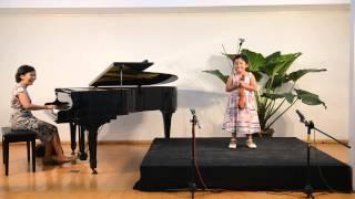 Tiara Ramadhani Taloputri - Violin Performance