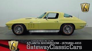 1966 Chevrolet Corvette - Gateway Classic Cars of Atlanta #524