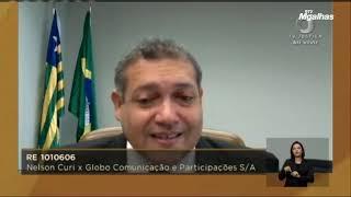 Nunes Marques vota por dano moral em direito ao esquecimento