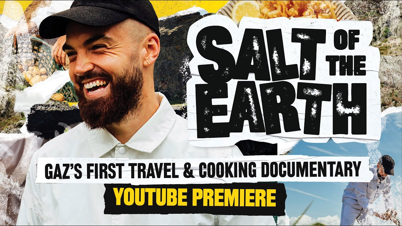SALT OF THE EARTH | my first food & travel documentary