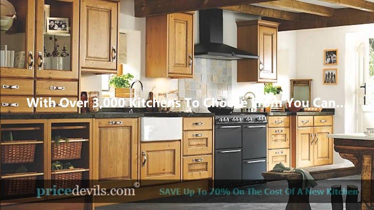 b&q kitchens small kitchen island on wheels b q reviews at pricedevils com youtube