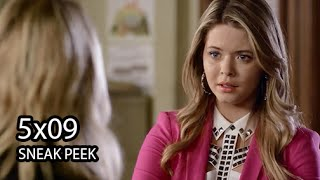 "Pretty Little Liars 5x09 Sneak Peek #1 - ""March of Crimes"" - Season 5 Episode 9"