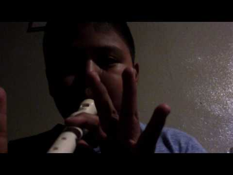 Música flauta dulce Osito Gominola