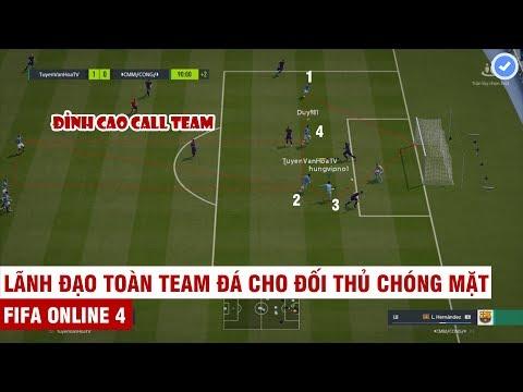 FIFA ONLINE 4 (MIC CHECK) | Tuyền Văn Hóa đá 3 vs 3 & chát voice thể hiện kĩ năng call team đỉnh cao