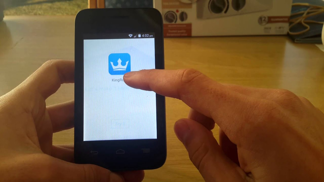 How to root vodafone vf685