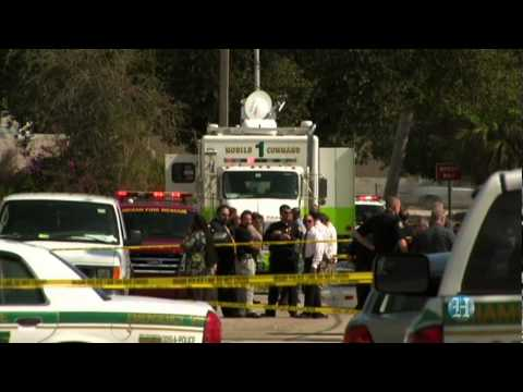 Two Miami-Dade police officers slain
