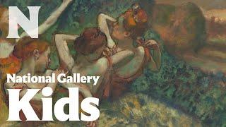 Four Dancers, c. 1899, Edgar Degas