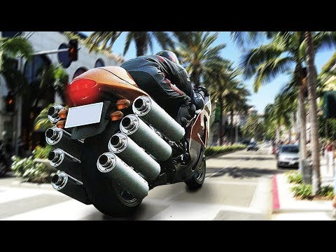Crazy LOUD EXHAUSTS in the WORLD (LOUD NOISES) Epic Compilation