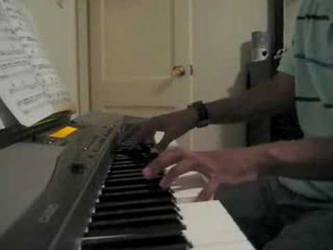 Robin Thicke- I Need Love (Piano)