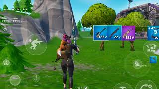 How to get first person in fortnite mobile