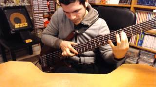 Dragon Ball GT Theme - Bass Solo
